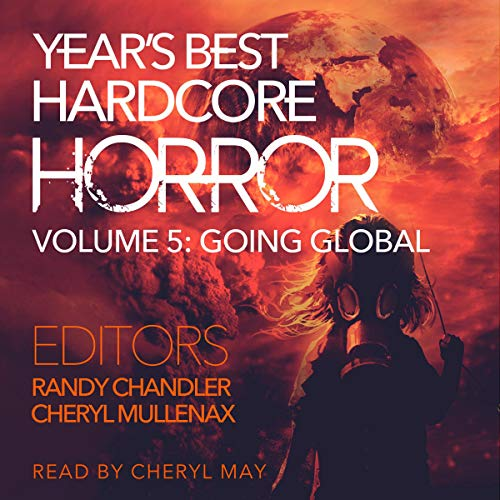 Year's Best Hardcore Horror, Volume 5 cover art