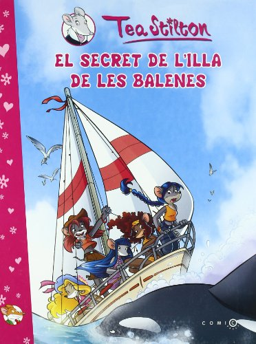 El secret de l'Illa de les Balenes (Comic Books)