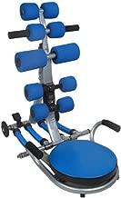 Shirleyle-Fitn Sit-up Exerciser Home Ab Trainer Beautiful Leg Shaping Body Twisting Multifunctional Abdominal Machine Lazy Sports Abdomen Machine Workout Equipment Ab Rocket Exerciser