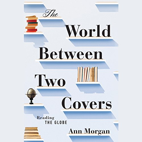 The World Between Two Covers audiobook cover art