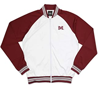 Big Boy Morehouse Maroon Tigers S3 Mens Jogging Suit Jacket