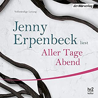 Aller Tage Abend audiobook cover art