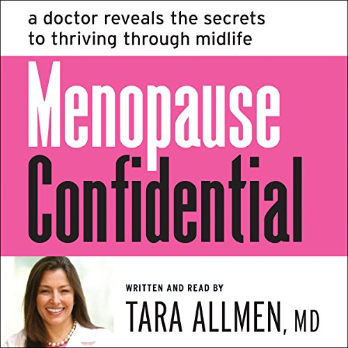 Menopause Confidential cover art