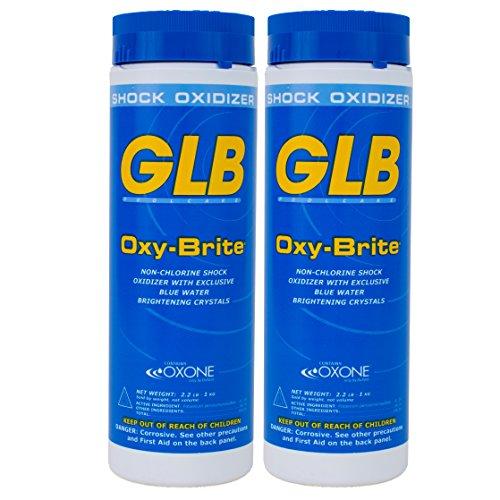 GLB Oxy Brite (2.2 lb) (2 Pack)