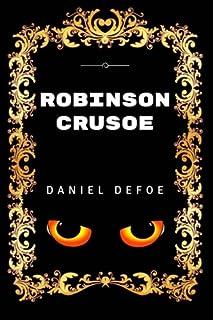 Robinson Crusoe: Premium Edition - Illustrated