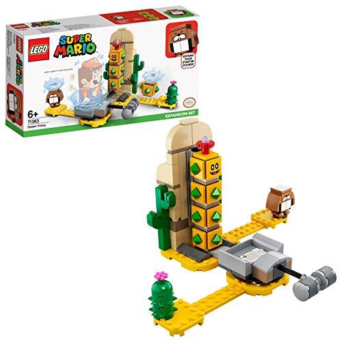 LEGO Super Mario Set de Expansión: Pokey del Desierto, Juguete de Construcción (71363)