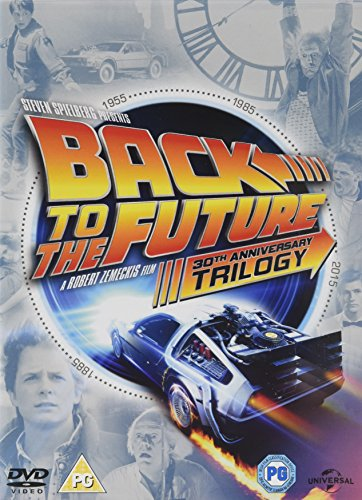 Picture of Back to The Future Trilogy