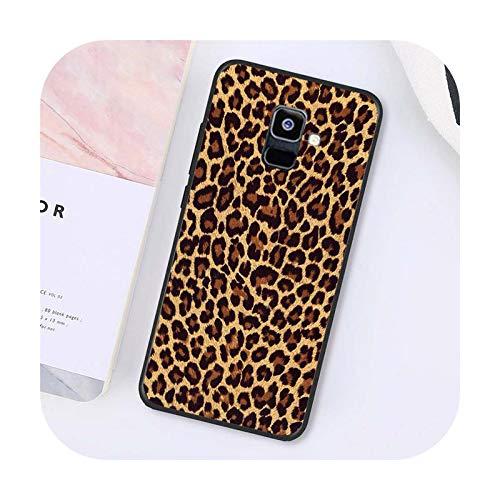 Phone cover Funda para teléfono Samsung Galaxy A7 A50 A70 A20 A30 A40 A8 A6Plus A8Plus A9 2018-A8-para A6Plus