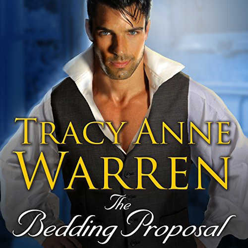 The Bedding Proposal audiobook cover art