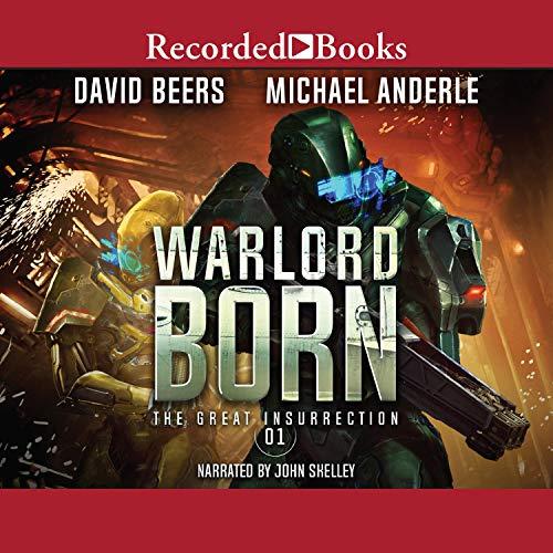 Warlord Born cover art