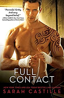 Full Contact (Redemption Book 3) by [Sarah Castille]