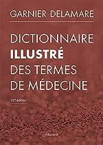 Dictionnaire illustré des termes de médecine de Philippe Casassus