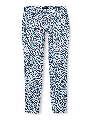 Guess Curve X Pantaloni, Leopardato, 30 Donna