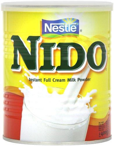 Nestlé Nido Milk Powder, 400 g (Pack of 6)