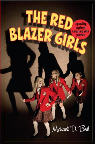 The Red Blazer Girls: The Ring of Rocamadour English