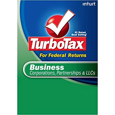 TurboTax Business + eFile 2008 (Old Version) [DOWNLOAD]