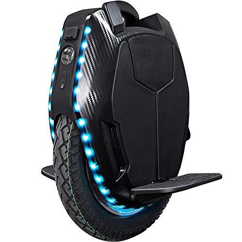 LPsweet Elektro-Einrad, Höhe Gleichgewicht Radfahren Übung Mit Stützrad Und Bluetooth-Audio, Mit LED, Gleichgewicht Drift Car Denken Scooter*