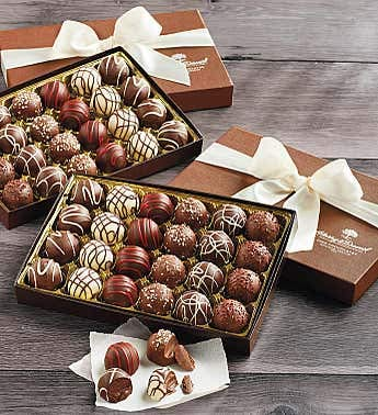 Harry & David Signature Chocolate Truffles