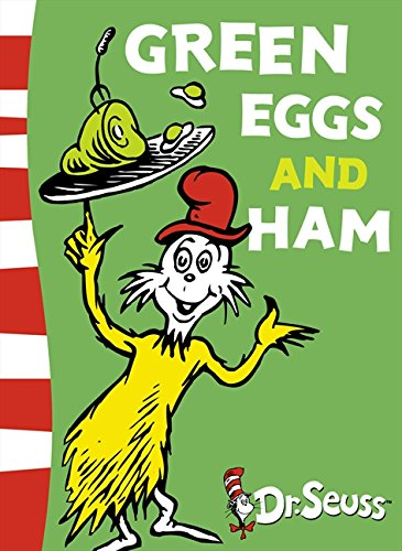 Green Eggs and Ham: Green Back Book (Dr. Seuss - Green Back Book)の詳細を見る