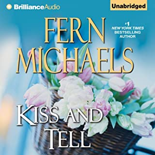 Kiss and Tell audiobook cover art