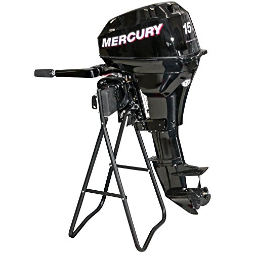 Rage Powersports Portable Outboard Boat Motor 100 lb Engine Stand