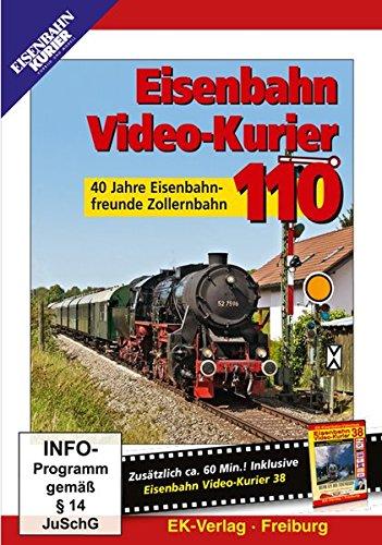 Eisenbahn Video-Kurier 110 - 40 Jahre Eisenbahnfreunde Zollernbahn
