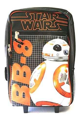 Star Wars Luggage Bb8 17' Rolling Pilot Case, Orange