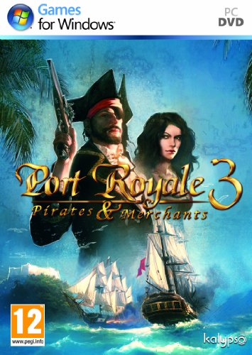 [UK-Import]Port Royale 3 Pirates and Merchants Game PC