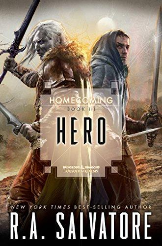 Hero: 33 (Legend of Drizzt)