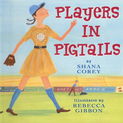 Players in Pigtails audiobook cover art