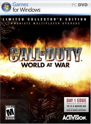 Call of Duty World at War Collector's Edition - PC