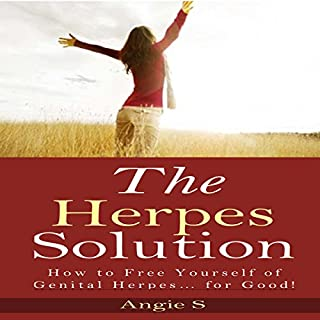 The Herpes Solution audiobook cover art