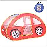 MOKY Kinderspielzelt, Falten Indoor-Spielplatz im Freien für Kinder Gamehouse Toy Hut Einfaches...