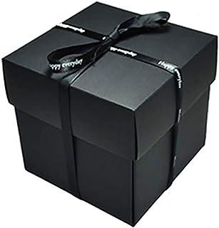ZHJXQ Jewelry Box-Scrapbook Surprise Photo Album Kit, Perfect for Birthday Gifts, Anniversary