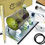 Best Glass Bottle Cutters - Glass Bottle Cutter Kit with Adjustable Track System Review