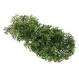 MagiDeal Künstliche Pflanzen Rebe Kunstpflanzen Terrarium Dekoration Für Eidechse