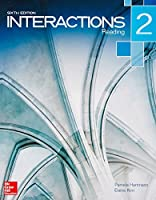Interactions 2 Reading Student Book Plus