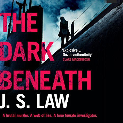 Couverture de The Dark Beneath