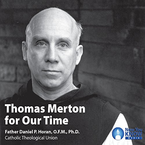Thomas Merton for Our Time audiobook cover art