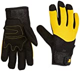 Caterpillar CAT012215L Padded Palm Utility Synthetic Leather Polyurethane/Nylon Palm is Padded in high