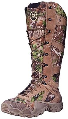 "Irish Setter Men's 2875 Vaprtrek Waterproof 17"" Hunting Boot, Realtree Xtra Green,12 EE US"