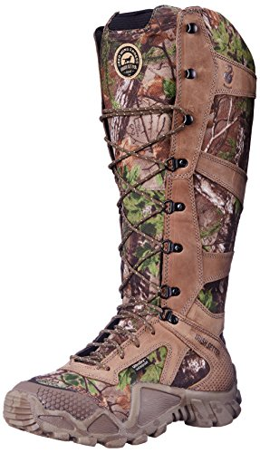 "Irish Setter Men's 2875 Vaprtrek Waterproof 17"" Hunting Boot, Realtree Xtra Green,8 EE US"
