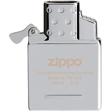 ZIPPO(ジッポー) ガスライター インサイドユニット シングルトーチ ガスなし 65839 シルバー
