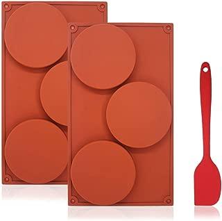 sourcing map Maison jetable en plastique Gel/ée Pudding Dessert cuill/ères /à long manche 100pcs