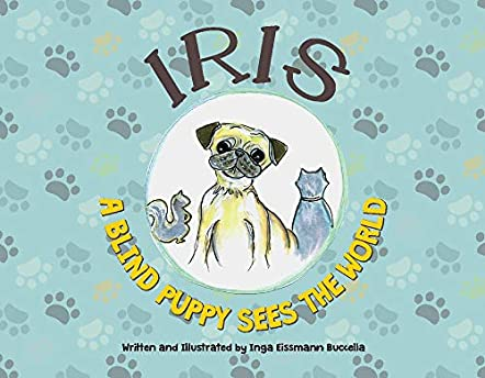 Iris-A Blind Puppy-Sees the World