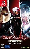 Devil May Cry Triple Pack -Switch 【Amazon.co.jp限定】ARアプリを用いたオリジナルデジタルフォトフレーム...