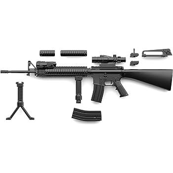 リトルアーモリー LA056 M16A4タイプ プラモデル