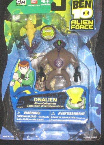 Bandai Ben 10 Dnalien Alien Collection 4 Action Figure