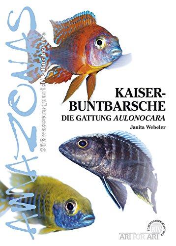 Kaiserbuntbarsche: Die Gattung Aulonocara (Art für Art)