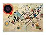Kandinsky Composition VIII Kunstdruck, 60 x 80 cm